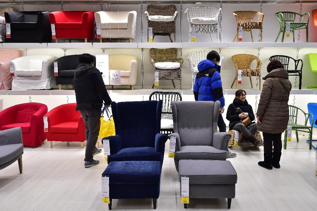 Ikea turns furniture into wireless phone chargers