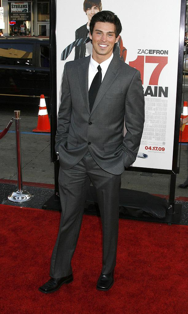 17 Again LA Premiere 2009 Adam Gregory