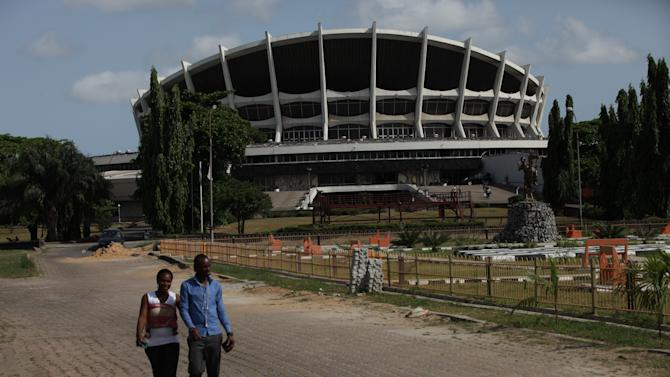 Abandoned Nigeria national theater eyed in renewal