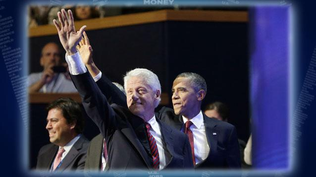 President Clinton Gave the Speech Democrats Have Been Waiting For: Yahoo!'s Jeff Greenfield