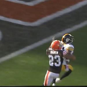 Is Cleveland Browns cornerback Joe Haden ranked too high at No. 23?