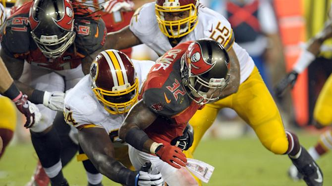 RB Demps, S Wright among Buccaneers final cuts