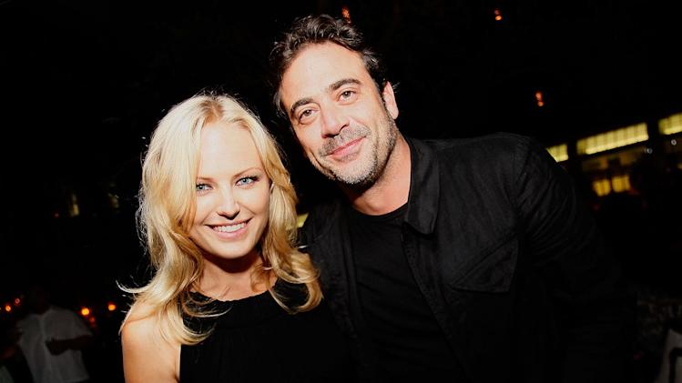Comic Con 2008 Malin Akerman Jeffrey Dean Morgan