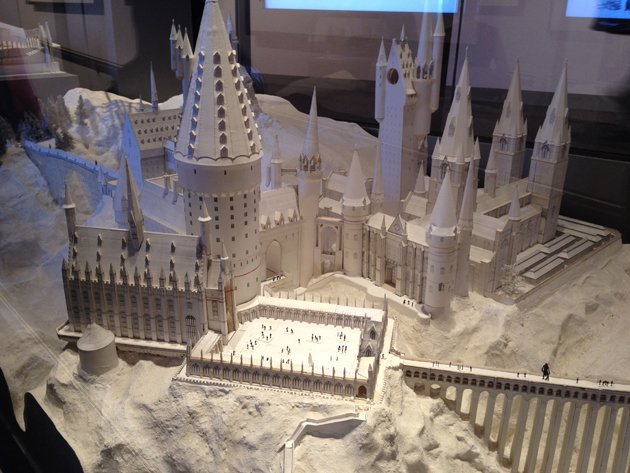 HP Studio Tour