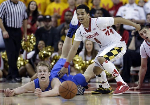 No. 2 Duke falls to Maryland 83-81