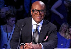 L.A. Reid | Photo Credits: Ray Mickshaw/FOX