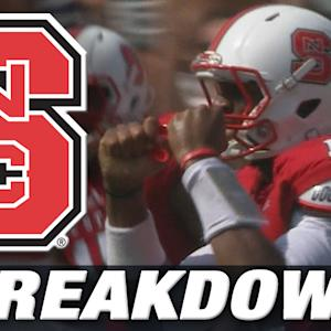 NC State's Jacoby Brissett Leads Dramatic Comeback in Wolfpack Debut