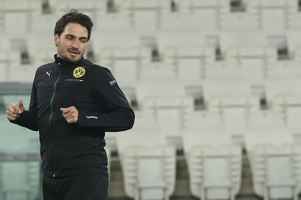 It's Man Utd or no-one, says Dortmund's Hummels