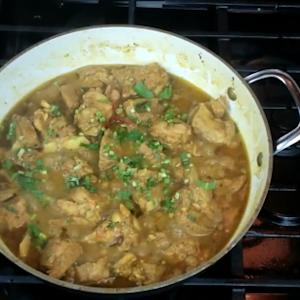 Curry Pork Recipe