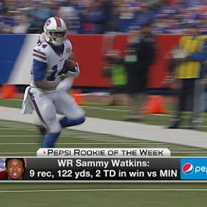 Pepsi Rookie of the Week: Sammy Watkins