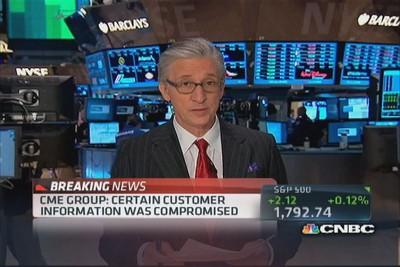 CME Group victim of cyber intrusion