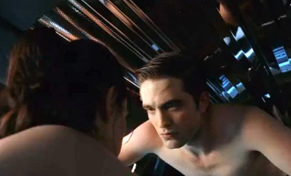 Robert Pattinson Speaks Out About 'Awkward' Cosmopolis Sex Scenes