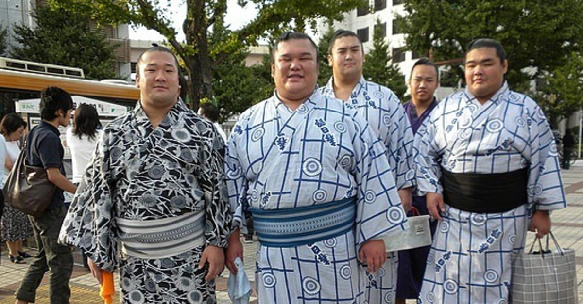 13 Mind Boggling Facts About Sumo Wrestling