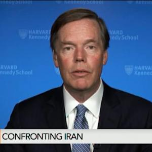 U.S. Policy Confronts Iran With Sanctions, Diplomacy