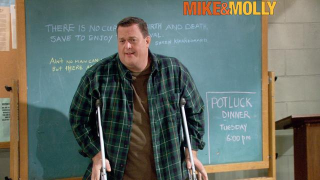 Mike & Molly - Mike's Hunger Games