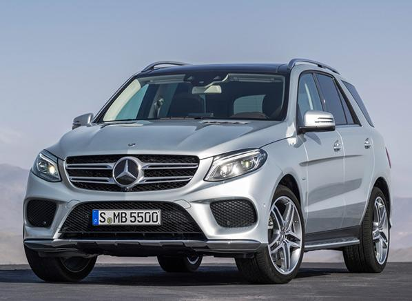 2016 Mercedes-Benz GLE SUV replaces ML, adds plug-in hybrid