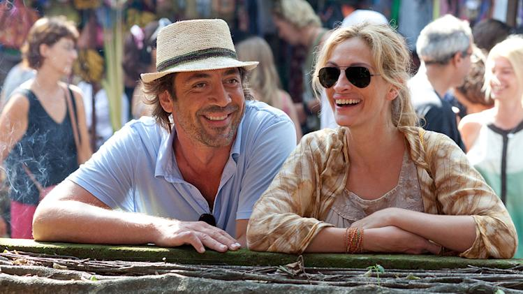 Eat Pray Love Columbia Pictures 2010 Javier Bardem Julia Roberts