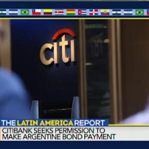 Citibank Seeks Permisson to Make Argentine Bond Payment