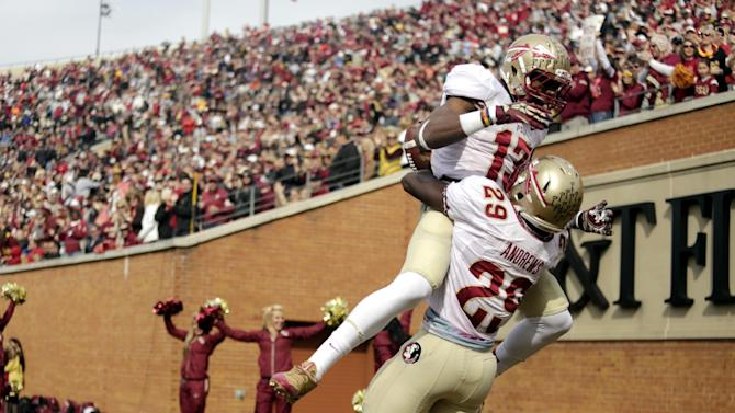 No. 2 Florida State leads nation in interceptions