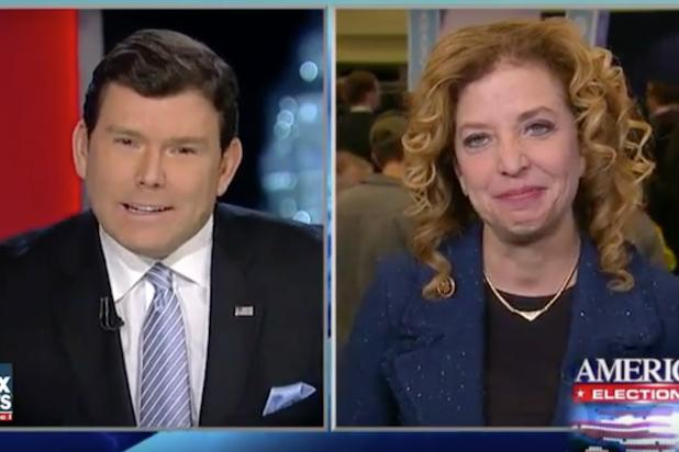 Fox News' Bret Baier Just Asked DNC Boss if Network Could Host Democratic Debate