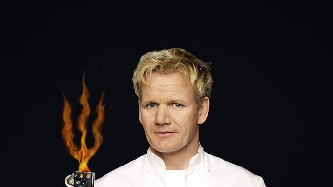 "Chef Gordon Ramsay turns up the heat on Season 8 of ""Hell's Kitchen."""