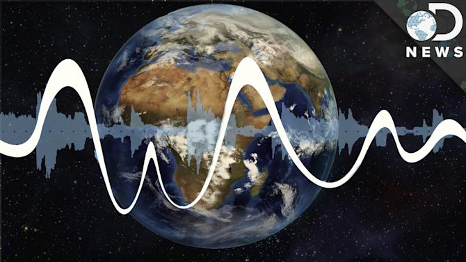 Does The Earth Make A Sound? - DNews