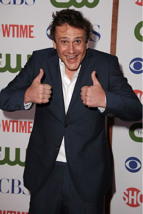 "Jason Segel of ""How I Met Your Mother"" attends the CBS, The CW, and Showtime 2011 Summer TCA Party at The Pagoda on August 3, 2011 in Beverly Hills, California."