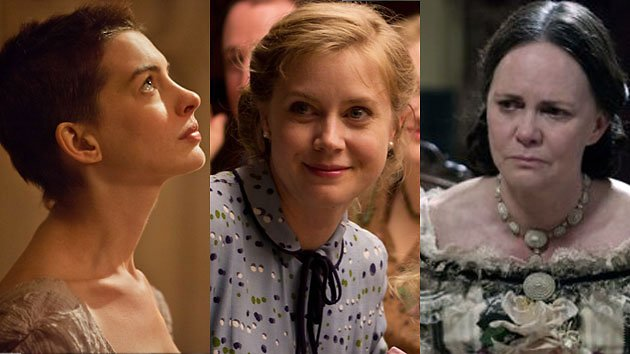 Best Supporting Actress Contender: Anne Hathaway, Amy Adams and Sally Field take the lead