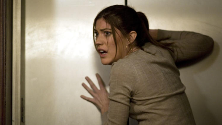 Jennifer Carpenter Quarantine Production Stills Screen Gems 2008