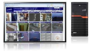 C-MOR Launches Enterprise Class Network Video Recorder (NVR) System