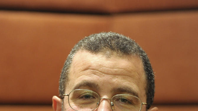 In this Wednesday, April 4, 2012 photo former Egyptian minister of water resources and irrigation in the outgoing, military-appointed government, Hesham Kandil poses for a portrait in Cairo, Egypt. On Tuesday, July 24, 2012, Egyptian President Mohammed Morsi, of the Muslim Brotherhood, named the young, U.S. -educated Kandil as the prime minister designate and tasked him with putting together a new administration, nearly a month after Morsi was sworn in as Egypt's first freely elected civilian president. (AP Photo)