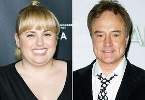 Rebel Wilson, Bradley Whiford | Photo Credits: Paul Archuleta/FilmMagic, Earl Gibson III/Getty Images