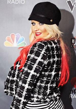 Christina Aguilera Turns 32 -- See Her Craziest Hairstyles Over the Years!