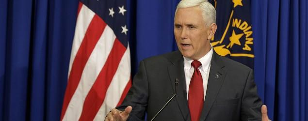 Indiana governor defends law, wants clarification