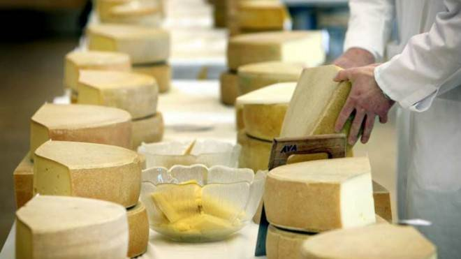 So beloved is cheese today that it's honored with its own annual festival in Germany.