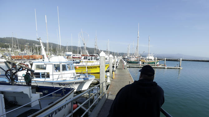 Feds see early signs of Pacific fishery recovery