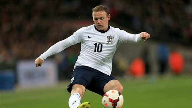 Wayne Rooney, pictured, has been backed by Roy Hodgson