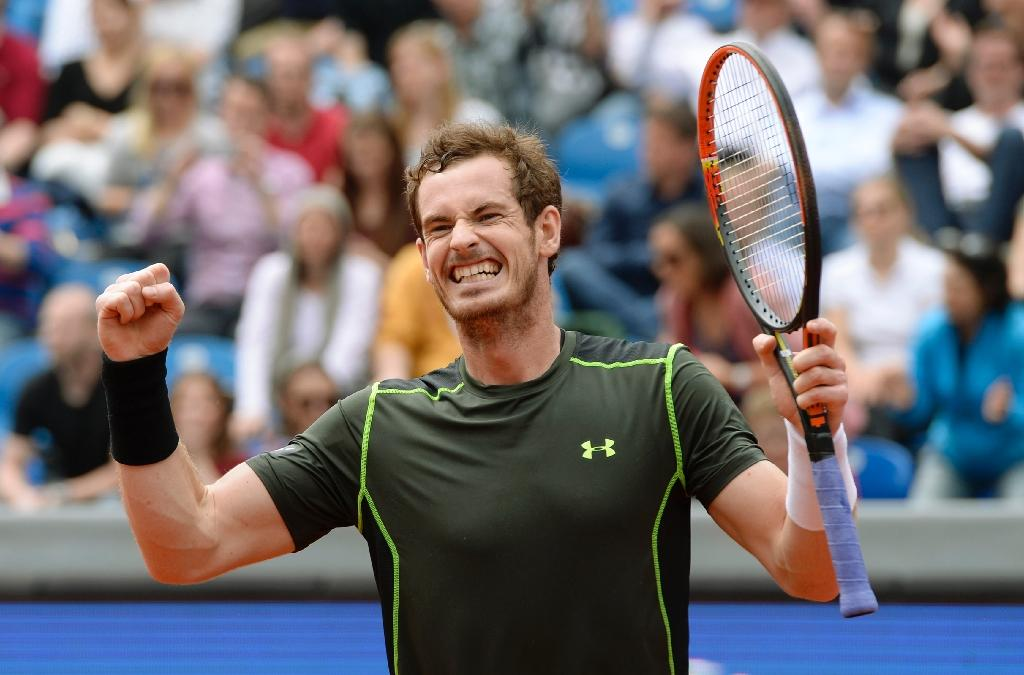 Quick-change Murray working to acclimate to Madrid
