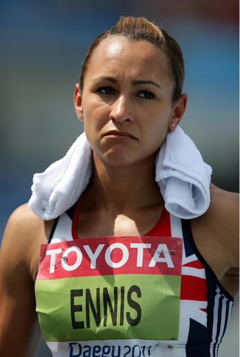Athletics - Jessica Ennis-Hill File Photo