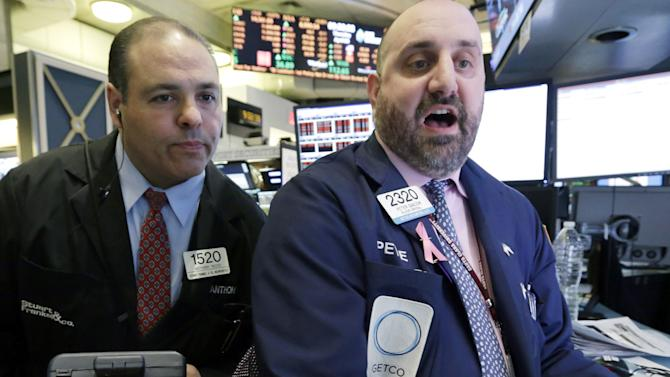 Stocks drop sharply after job growth disappoints