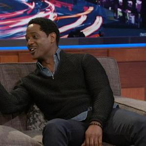 Inappropriate Questions for Blair Underwood