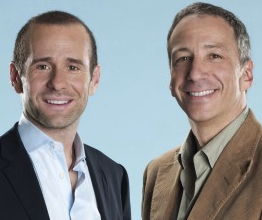 David Kohan & Max Mutchnick Set Up Comedy Projects At Showtime And TBS