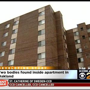 2 Bodies Found In Oakland Apartment Building