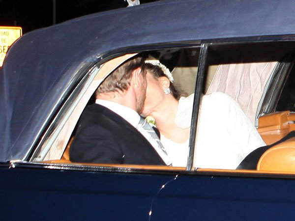 Drew Barrymore's Wedding To Will Kopleman — PICS