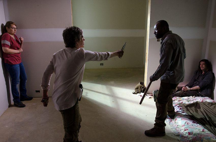 Previously on AMC's The Walking Dead: Start to Finish