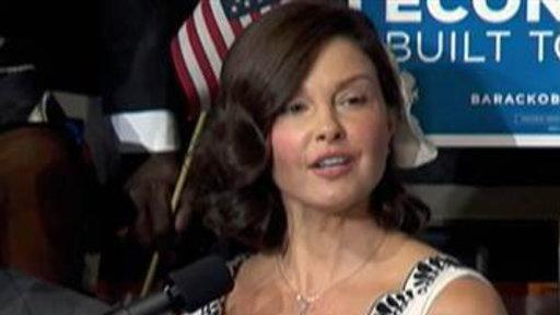Ashley Judd Will Not Run for Senate After All
