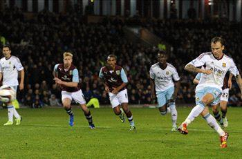 Burnley 0-2 West Ham: Taylor and Collison spot on to send Hammers through