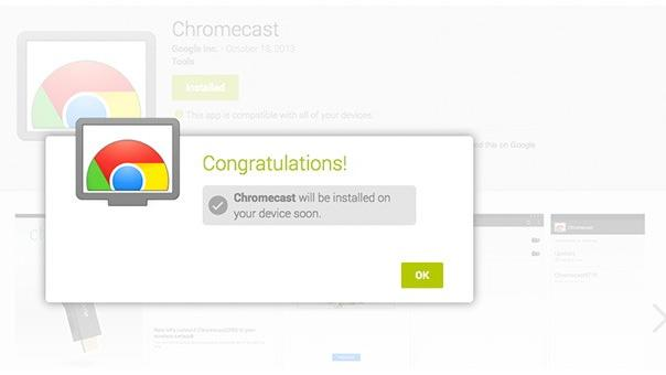 Google hints at Chromecast expansion with iOS and Android