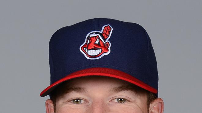 Corey Kluber Baseball Headshot Photo
