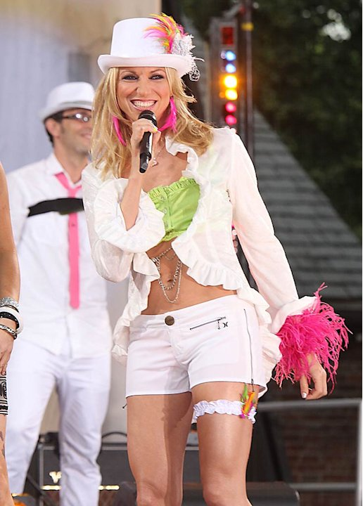 Debbie Gibson GMA Performance